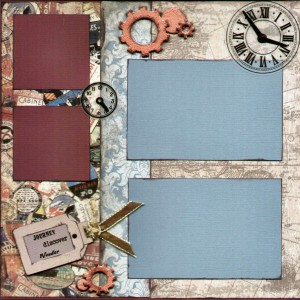 Getitscrapped Easy Scrapbook Page Ideas Lisamoorefield 20 Simple Scrapbooking And Tips